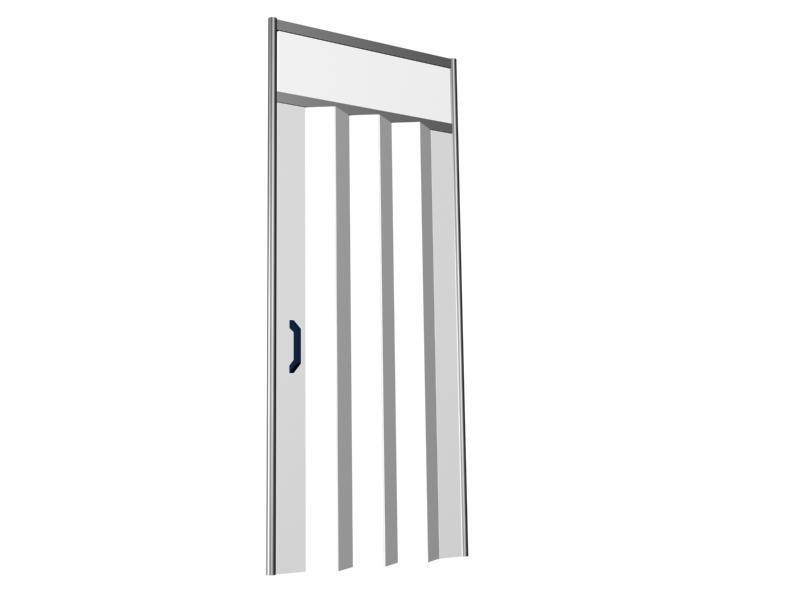 2. drzwi harmonijkowe